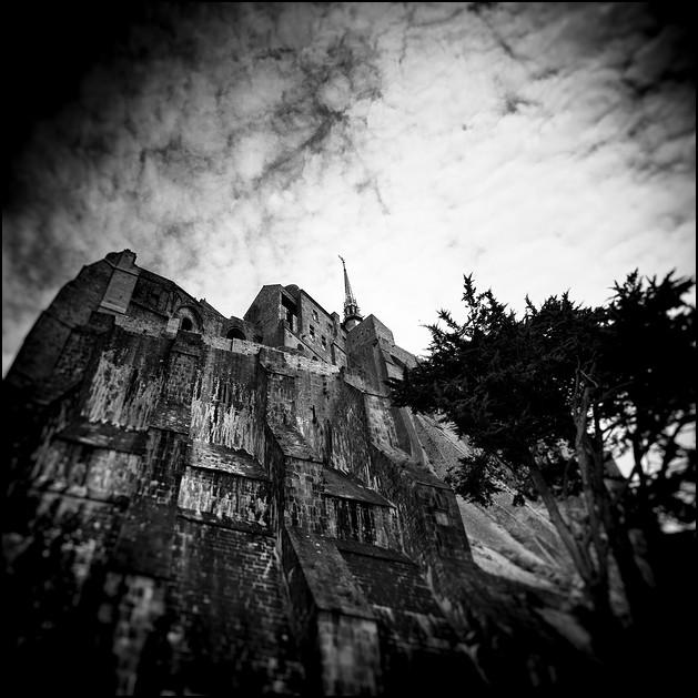 Mont Saint Michel, Study IV
