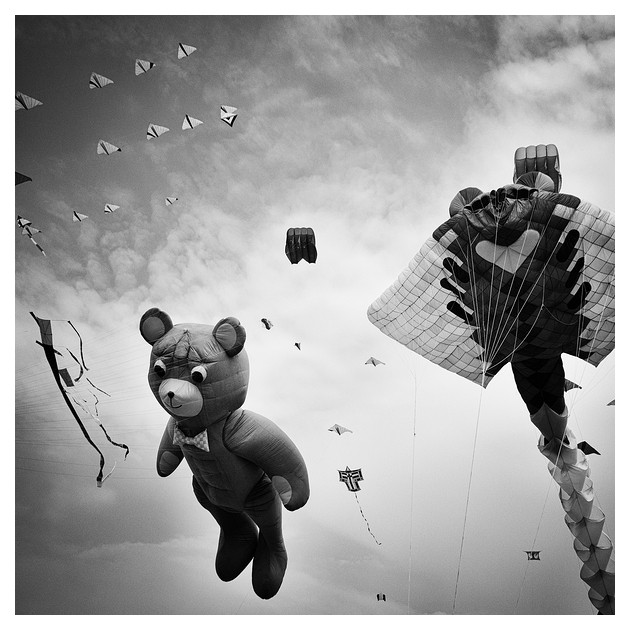 Cerf-Volants, Châtelaillon-Plage, France 2011
