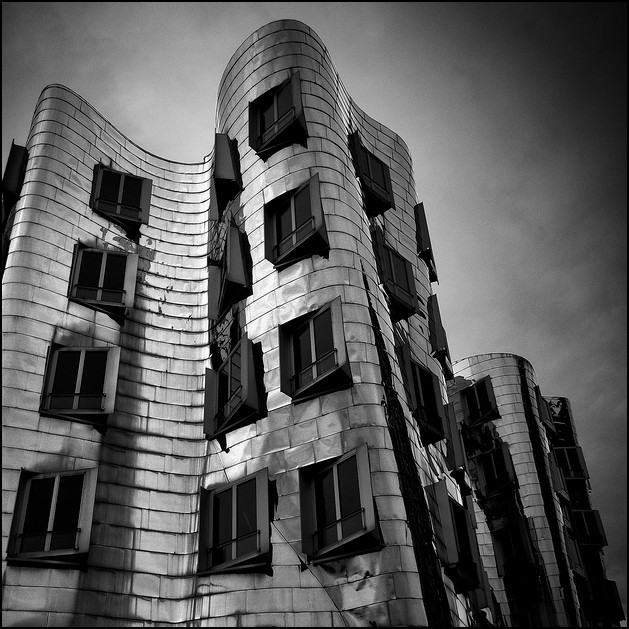 Gehry Haus, Düsseldorf