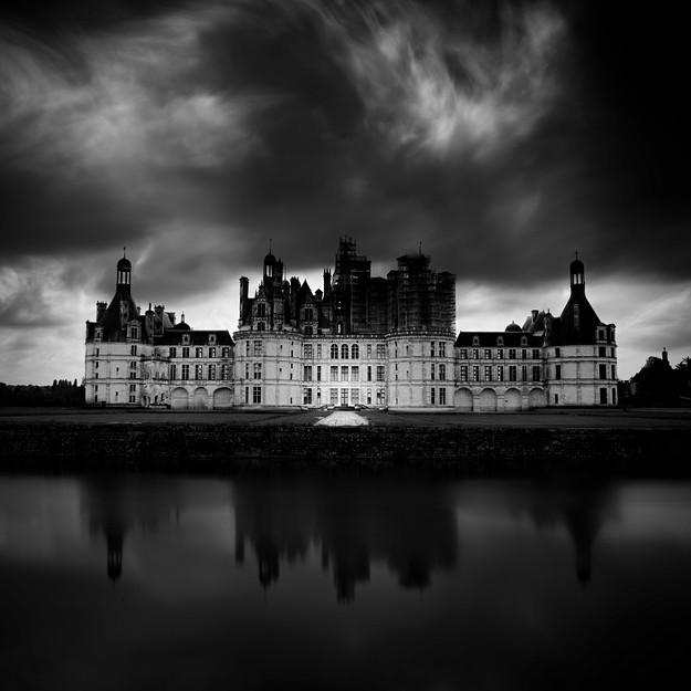 Chateau de Chambord, Loire. France 2014