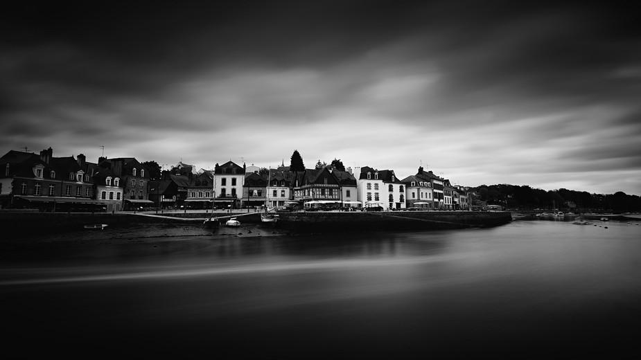 Port St. Goustan, Auray, Bretagne. France 2014