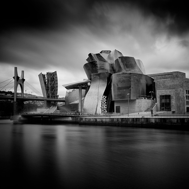 Guggenheim Museum #02, Bilbao. Basque Country 2013