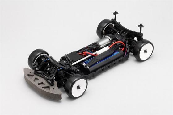 Plastic Cars - Baubericht Yokomo SD