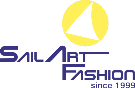 Sailart Fashion Logo maritime Mode aus altem Segel Segeltuchjacken Segeltuchtaschen Segeltuchwesten Segelmode Heppenheim Bergstrasse Odenwald