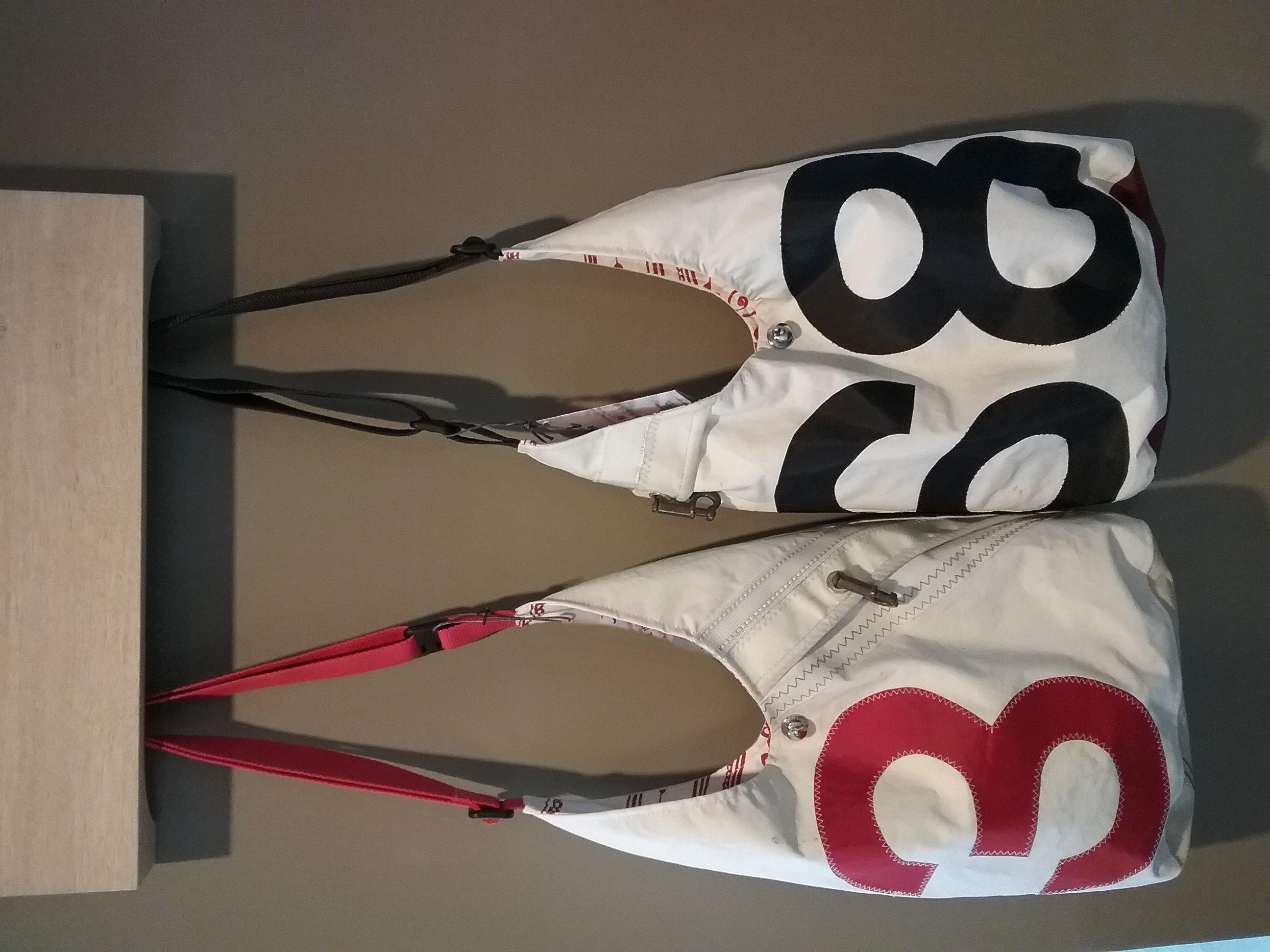 sailart fashion segeltuch taschen