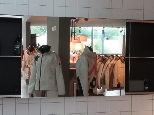Designerjacken aus Segeltuch - Sailart Fashion - Heppenheim