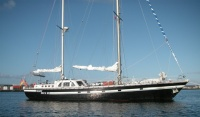 Moby Dick Gernsheimer Hochseekameradschaft Segelboot Eigenbau