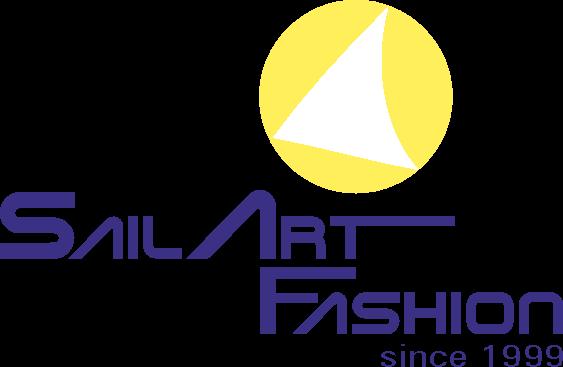 Sailart Fashion Logo maritime Mode aus altem Segel Segeltuchjacken Segeltuchtaschen Segeltuchwesten Segelmode