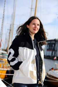 sailart fashion segeltuch jacken