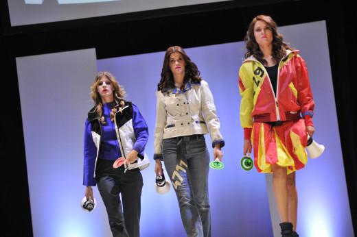 sailart fashion Segeltuchmode