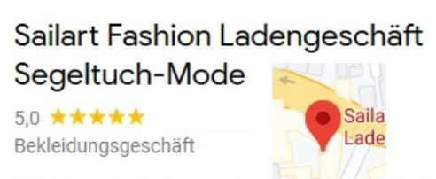 Sailart Fashion Ladengeschäft Starkenburg-Passage Heppenheim Obere Fußgängerzone Bergstraße Odenwald