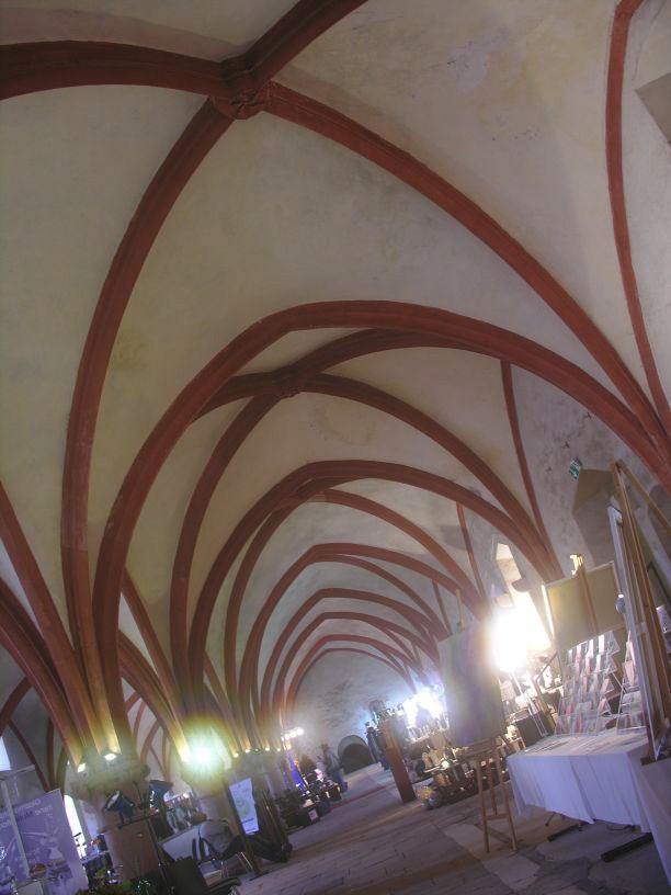 Kloster Eberbach Segeltuchjacken für Männer und Frauen aus gesegeltem Segel sailart fashion