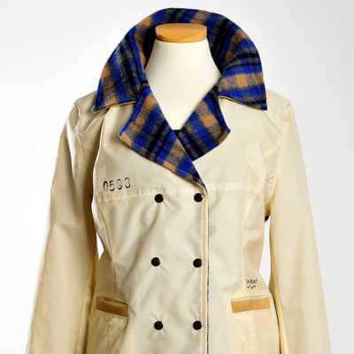 sailart fashion damen segeltuchjacke mode aus gesegeltem segel heppenheim bergstrasse