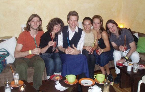 In meinem ehemaligen Berliner Bar-Bistro