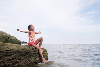 Bien-être et calme pour un enfant par le shiatsu thérapeutique à Marmande