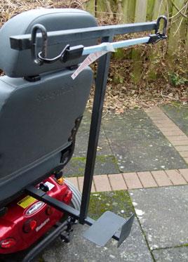 Leichtgewicht-(Falt) Rollatorhalter
