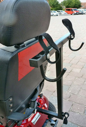 Standard Rollatorhalter