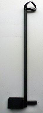 Stockhalter für 2 Stöcke/Krücken