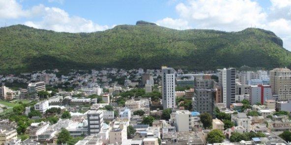 Depuis 2017, Port-Louis est la ville africaine où il fait bon s'expatrier selon le cabinet de conseil Mercer. © Fabien Mollon/Jeune Afrique/2013.