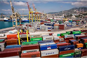le port franc mauricien, île Maurice: investir dans l'exportation au Port Franc, société de port franc (Freeport) à l'île Maurice