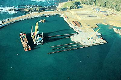 signature d'un accord entre l'île Maurice et Madagascar, développement du port d'Eloaha à Madagascar, développement du port d'EHOALA (ZES Madagascar)