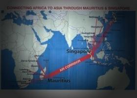 Favoriser les investissements Couloir aérien entre l'Afrique l'Île Maurice et l'Asie