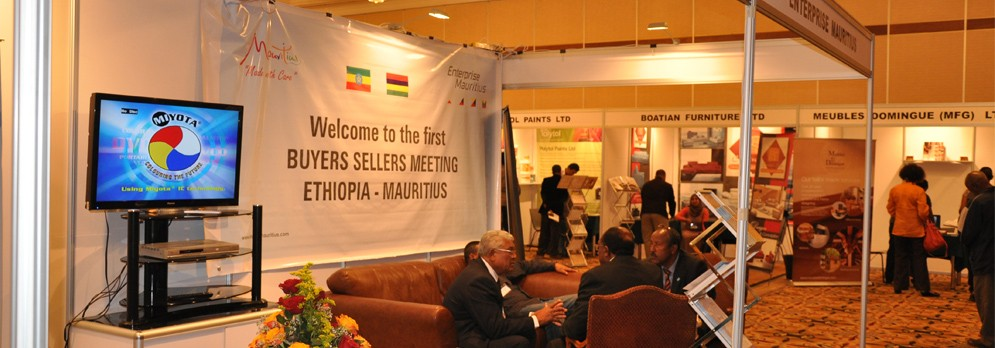 aide à l'exportation à l'Ile Maurice frais de participation aux foires internartionales et aux salons internationaux