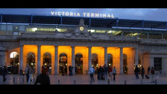 New victoria Terminal - La nouvelle gare