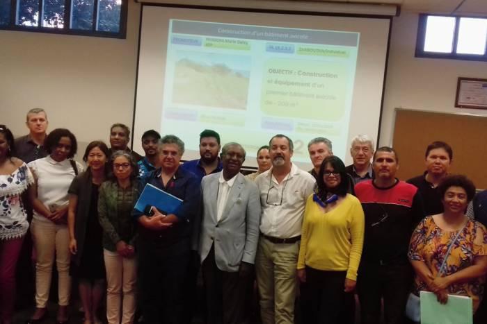 Hier soir (08 Juillet 2018)  à la mairie de Saint-André, le comité de programmation compte trente personnes, représentant notamment la Cirest et ses six communes membres, l'AD2R, l'Etat, la Région, le Département, les agriculteurs, les acteurs culturels