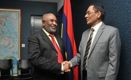 accord de cadre de coopération entre l'île Maurice et les Comores, libre-échange l'île Maurice et Union des Comores, accord de promotion et protection des investissements (IPPA's) entre l'île Maurice et l'Union des Comores
