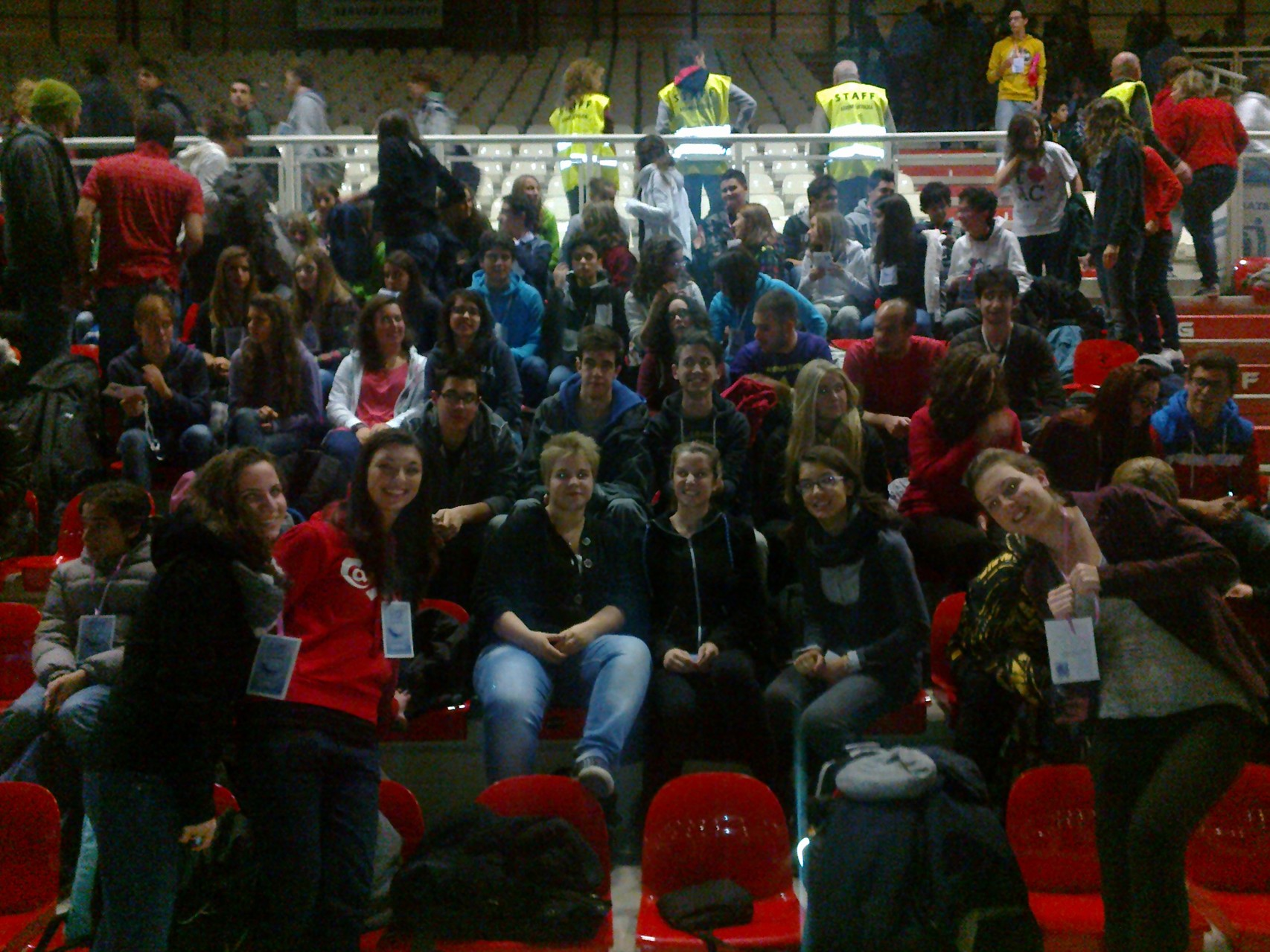 festa giovanissimi a Padova 2012