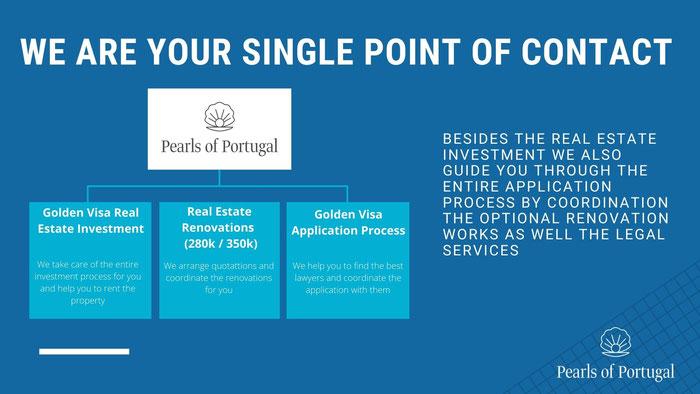 Golden Visa Developer Pearls of Portugal