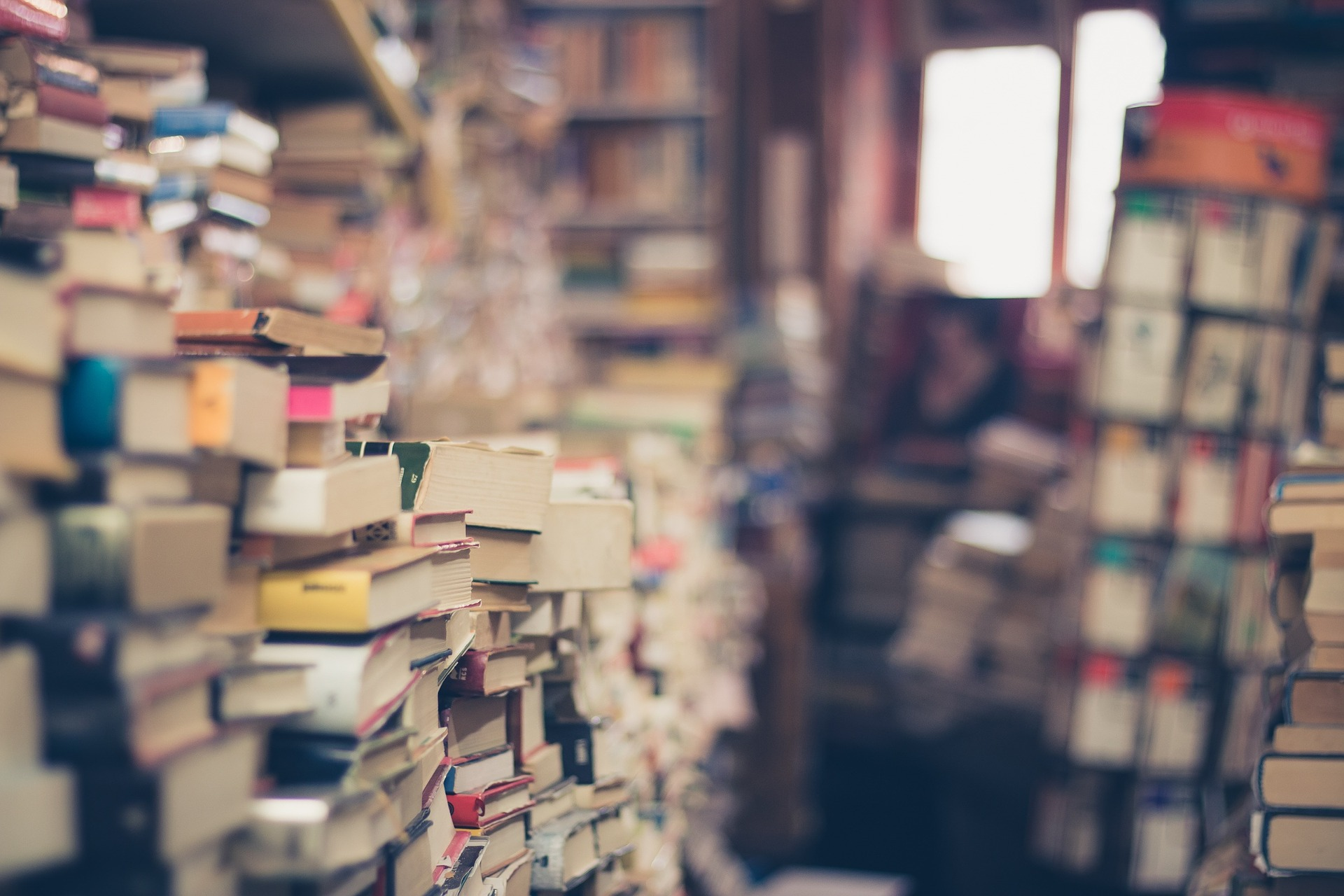 Bücherstapel | Okt - Nov - Dez 2020