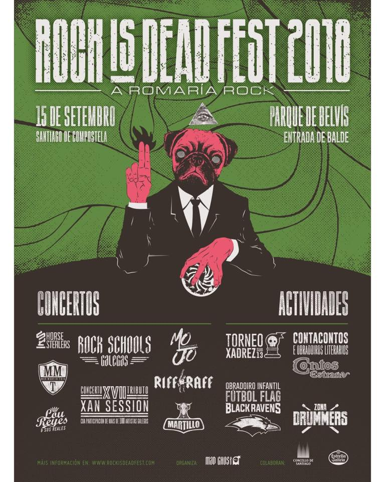 Cartel Rock is Dead 2018