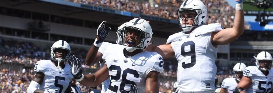 McSorley & Barkley. Penn State