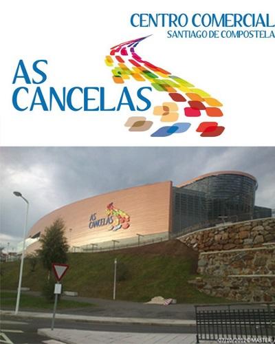 fachada CC As Cancelas