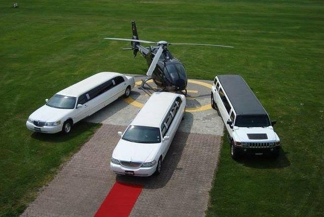 Elite Flights, VIP- Taxiflug, Helikopter-Taxi