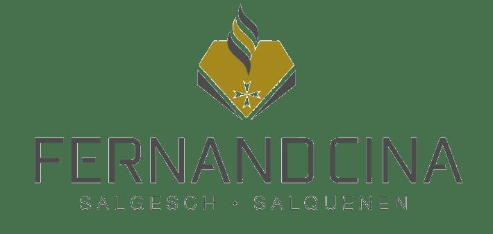 Fly and Wine, Helikopterflug mit Weindegustation,Logo Fernand Cina SA