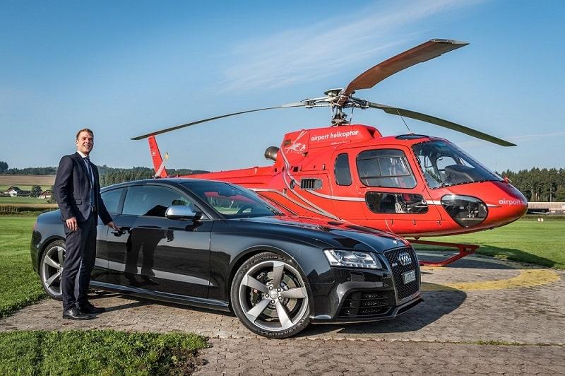 Elite Flights, AS 350 B2 Ecureuil, HB-ZPF, Taxiflug, Helikopterflug, Transferflug, Helikoptertaxi, Helikopter-Taxi, Luzern-Beromünsterund Zentralschweiz