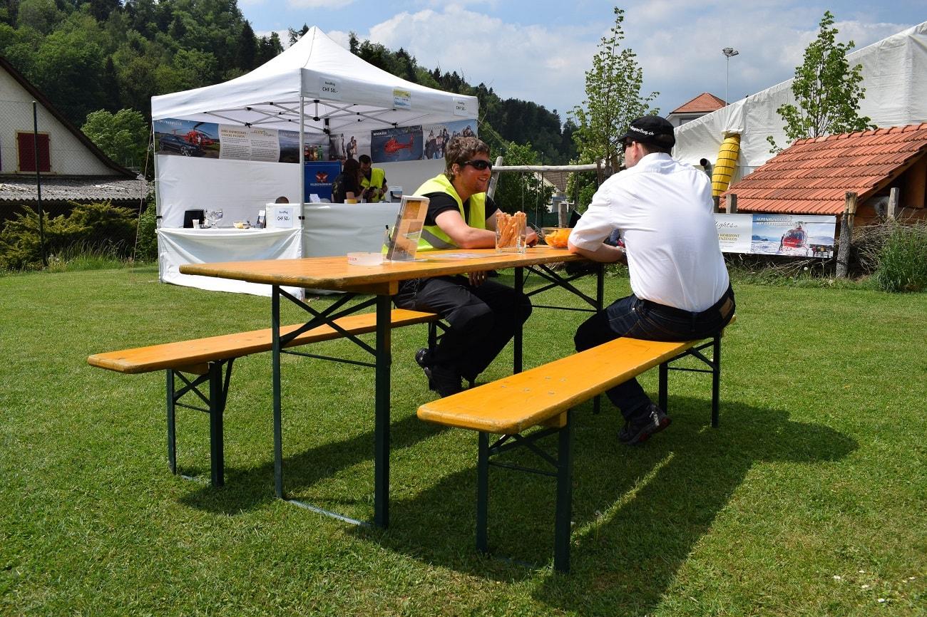 Rundflugtage Mettau, Expo Duo
