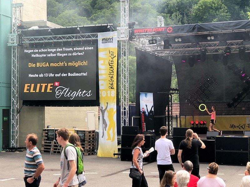 Rundflugtage Burgdorf, BUGA 2018