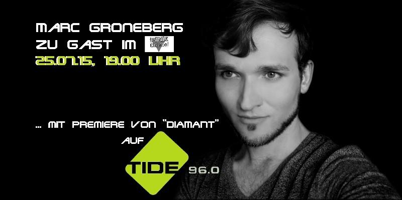 Radio Promo TIDE Hamburg / Photo © Marc Groneberg