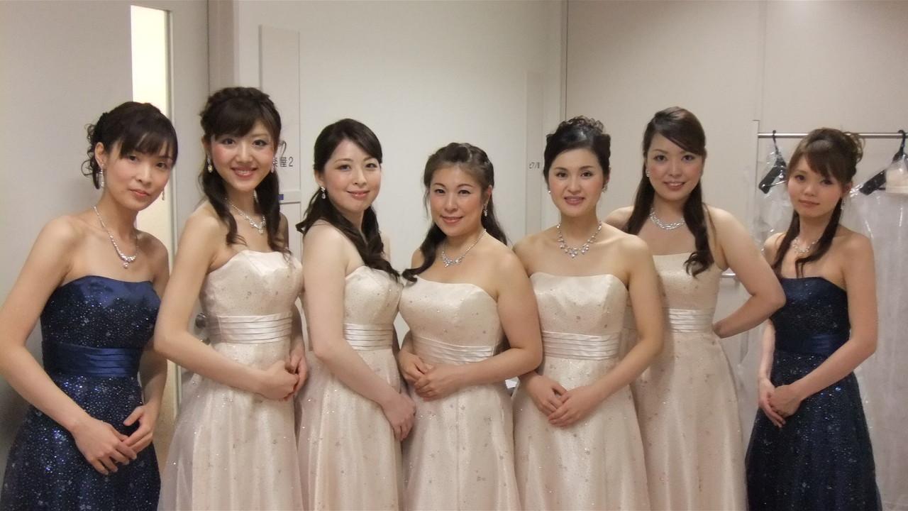 2012.10.3 FORESTA 成城コンサート&NEWドレス!
