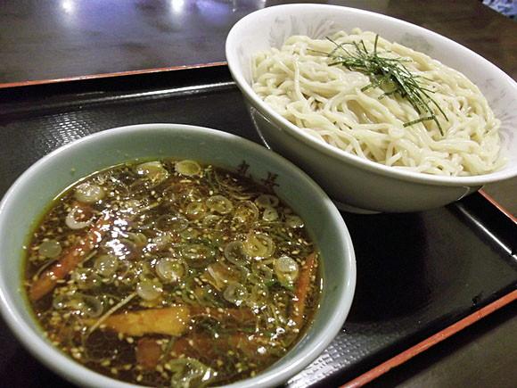つけ麺丸和@中川区春田 嘉六つけ麺(ヌル仕様) ¥750