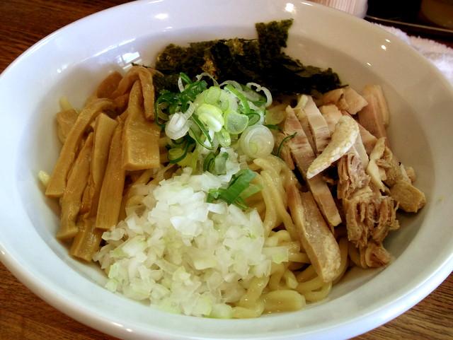 ラーメン月麺@南区 油そば ¥600