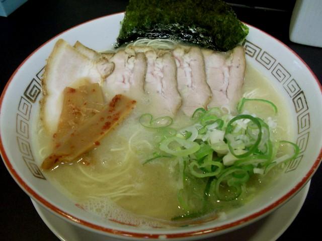麺屋もりひろ@熱田区 ラーメン ¥650
