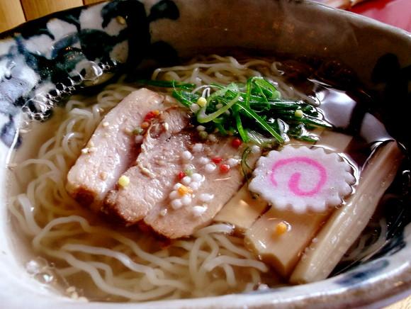 玉響@刈谷 竹燻製麺 ¥650
