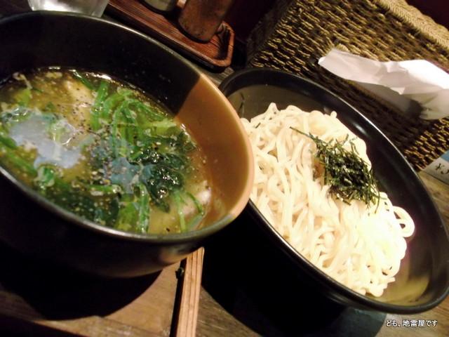 麺者すぐれ@春日井 鶏つけそば ¥750