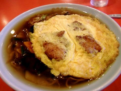 中華料理 萬珍軒@西尾 韓信麺 ¥680