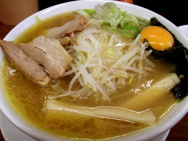 つけ麺ラーメンフジ家55@西区 らーめん ¥700